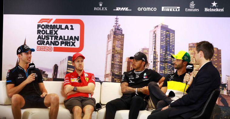 Drie F1-coureurs terug te vinden in 100 best verdienende sporters