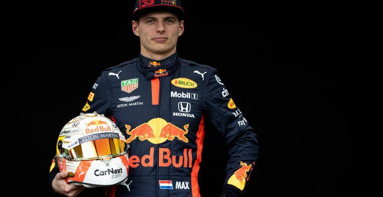 Verstappen: ''Niet de insteek om ooit te vertrekken bij Red Bull Racing''