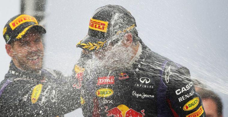 Webber begon in 2010 al zijn liefde voor Red Bull te verliezen