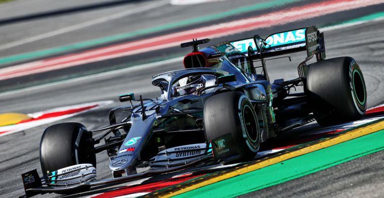 Wie wordt de tweede coureur bij Mercedes?