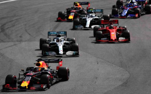 Is F1 season starting in Austria and Silverstone with reversed grid sprint races?