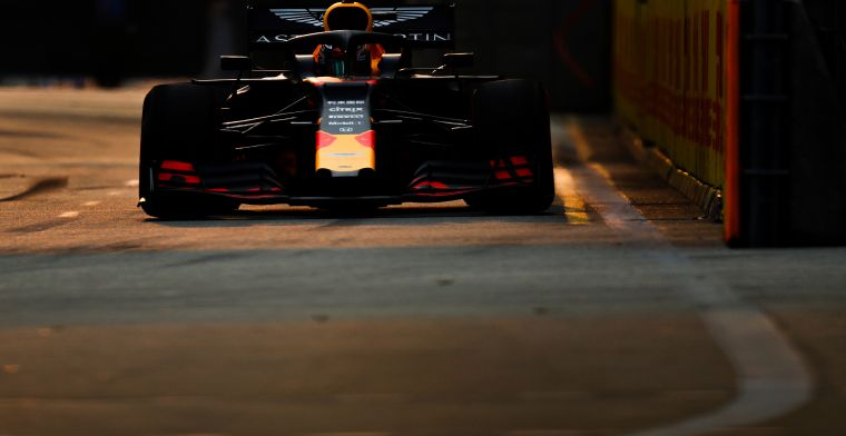Coming week final decision on continuing Grand Prix of Singapore