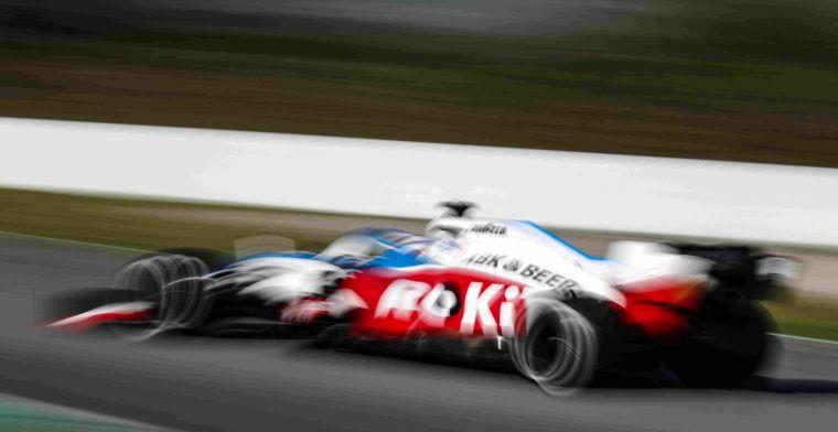 ROKiT still has to pay £10 million to Williams
