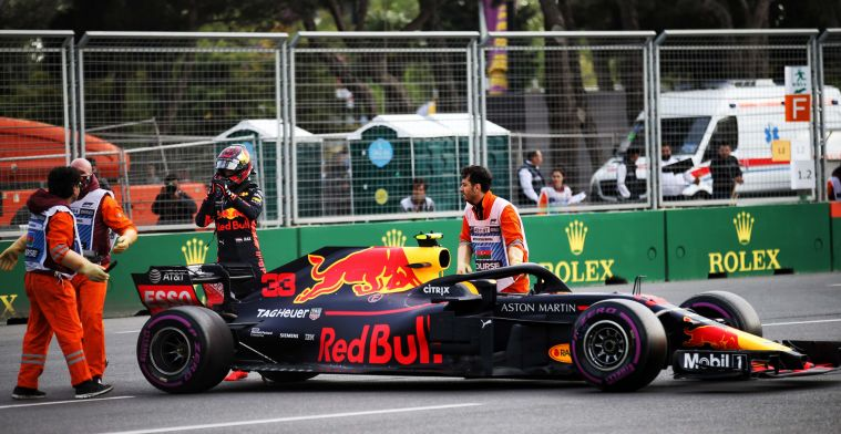 Horner about Baku 2018: Both drivers looked at me like I was an angry teacher