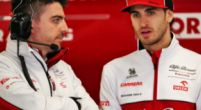"Image: Giovinazzi: ""Simulator is especially important for mental training"""
