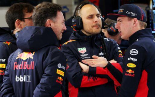 Horner blij met harde les voor Verstappen: ''Daar heeft hij veel van geleerd''