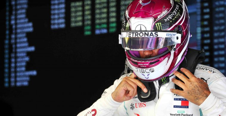 Hamilton gets full support from Mercedes: We stand with you, Lewis