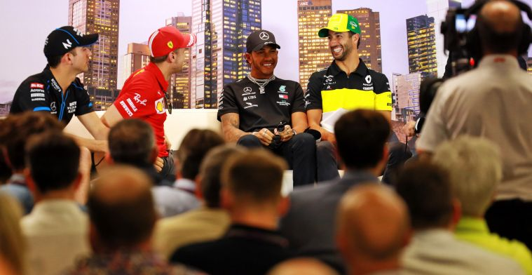 Hamilton gets support: Formula 1 stands up en masse against racism in America