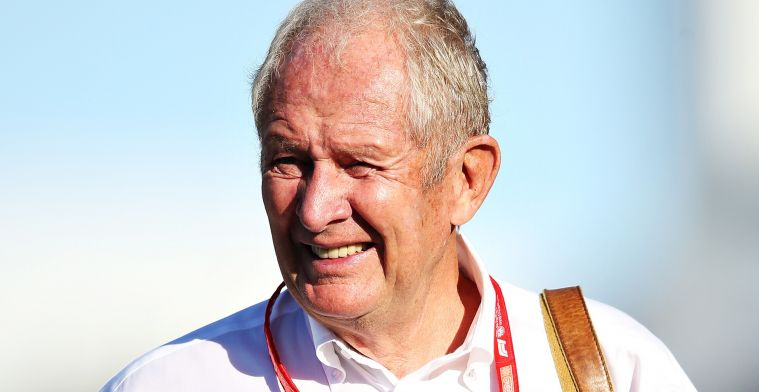 Marko mysteriously: There's a lot going on at Mercedes in that area