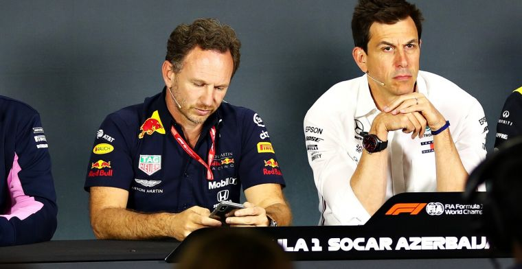 Red Bull knows why Mercedes is against sprint races