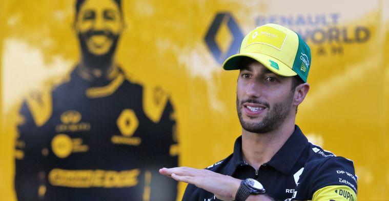 Was Ricciardo dicht bij een Ferrari stoeltje? Er waren al jarenlang gesprekken