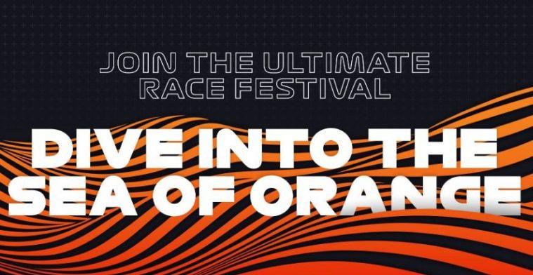 Dutch Grand Prix geeft virtuele indruk van het 'Ultimate Race Festival'