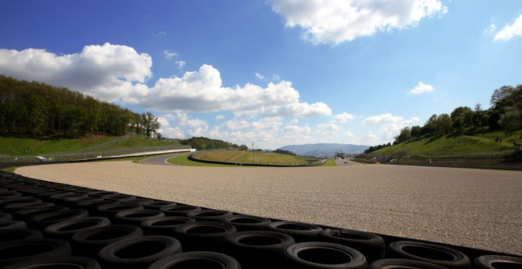 'Mugello and Monza are both an option for the second Grand Prix of Italy'