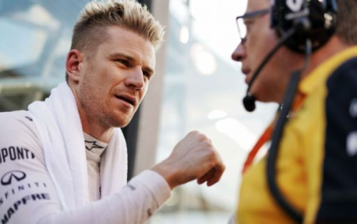 Hulkenberg impresses in the Lamborghini: ''He gave great feedback''