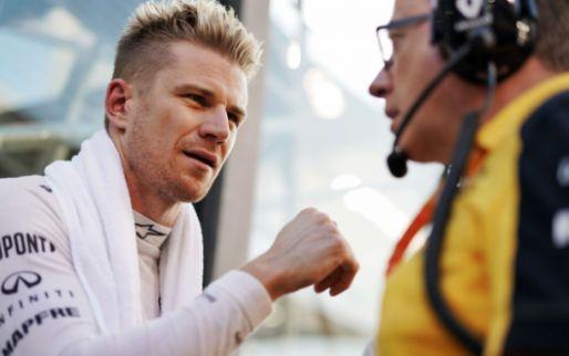 Hulkenberg impresses in the Lamborghini: ''He gave great feedback''