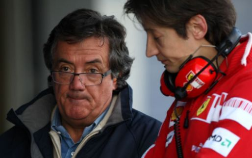 "Image: Minardi: ""For Ferrari it will be easier if Vettel stops at the end of this season"""