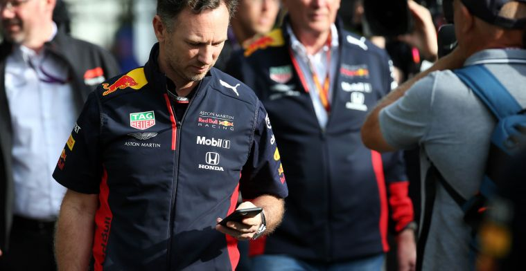 Horner: ''When the lights are out, it's all about the racing''