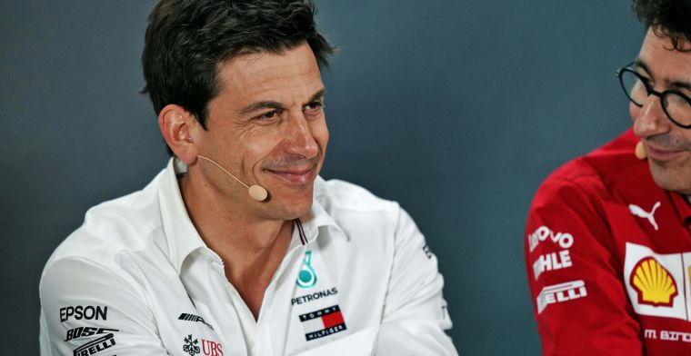 Wolff: I've invested in Aston Martin, but remain team boss of Mercedes