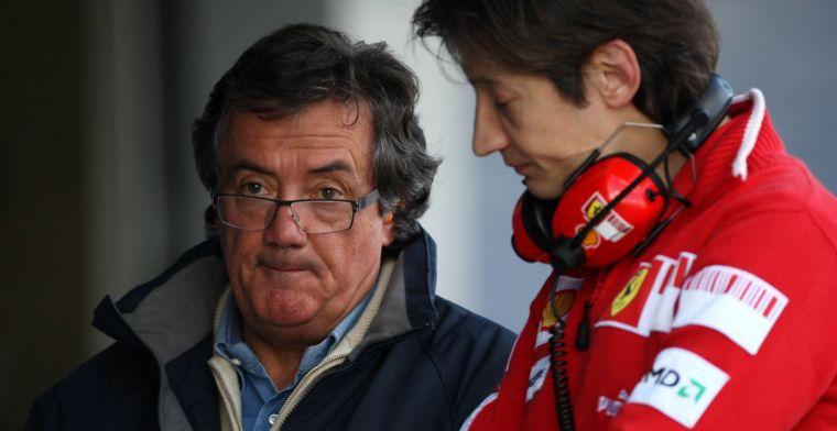 Minardi: For Ferrari it will be easier if Vettel stops at the end of this season