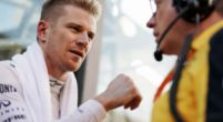 Image: Hulkenberg impresses in the Lamborghini: ''He gave great feedback''