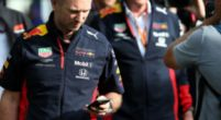Image: Horner: ''When the lights are out, it's all about the racing''