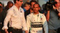 """Afbeelding: Wolff over Vettel: """"Wij willen wel onze opties open houden voor 2021"""""""