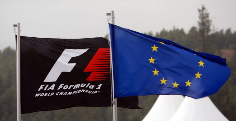 Stelling: Volledig Europees F1-seizoen beste oplossing voor kalender van 2020