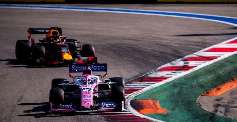 Formule 1 organiseert mogelijk ook een dubbele race in Sochi