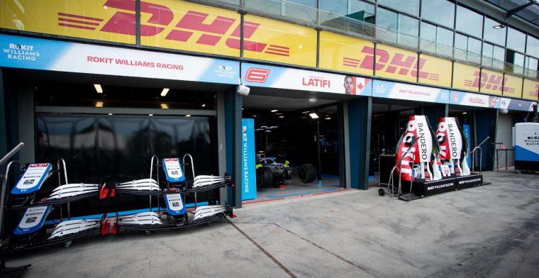 Ecclestone is op zoek naar een koper/investeerder voor Williams