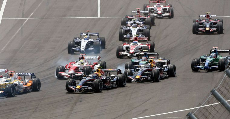 Auto, Motor und Sport: 'Formula 1 has different plans for the calendar'