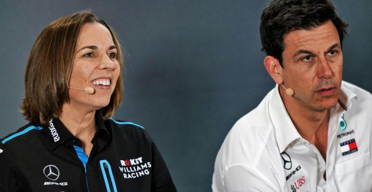 Wolff takes another stake in Williams