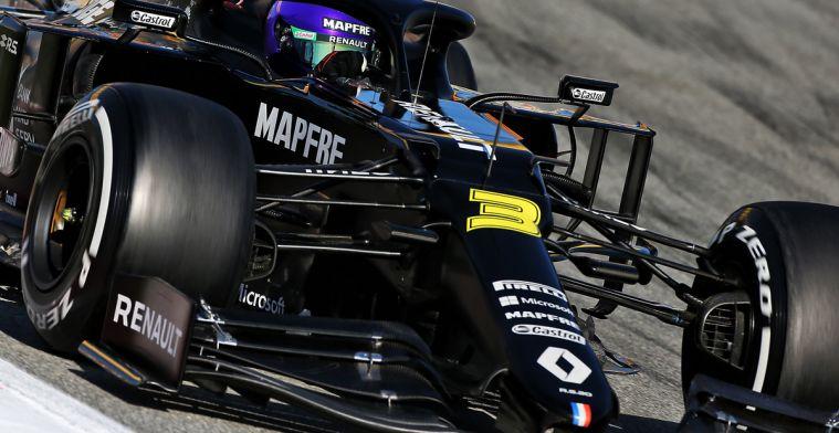 Wie zal het lege stoeltje van Daniel Ricciardo opvullen bij Renault?