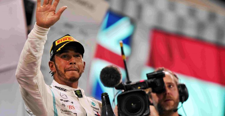 Contract extension Hamilton at Mercedes nearby; possible agreement already in July