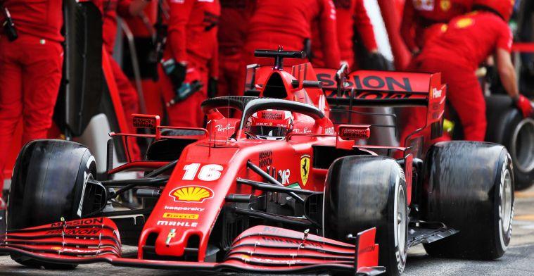 Binotto: Als Ferrari hebben we al veel compromissen geaccepteerd