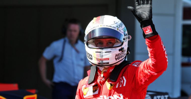 Wolff serious about interest in Vettel: There may suddenly be a place available