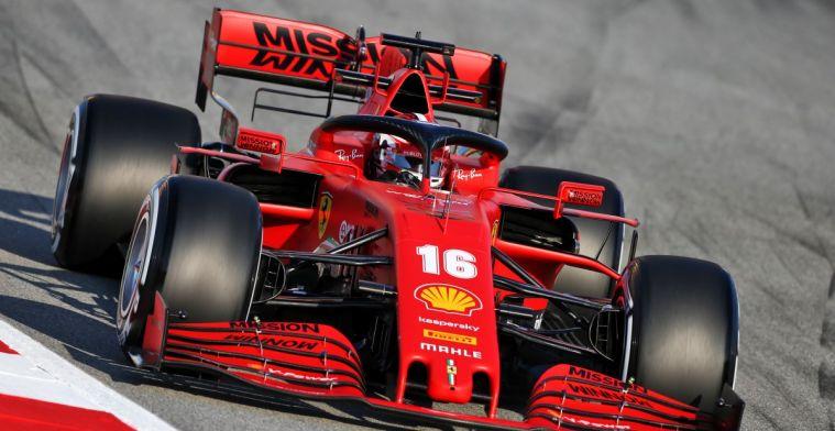 Binotto bevestigt besloten testsessie op Fiorano voor Leclerc