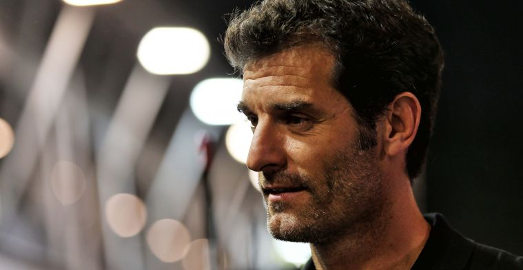 Webber: His personal 'battery management' is extraordinary