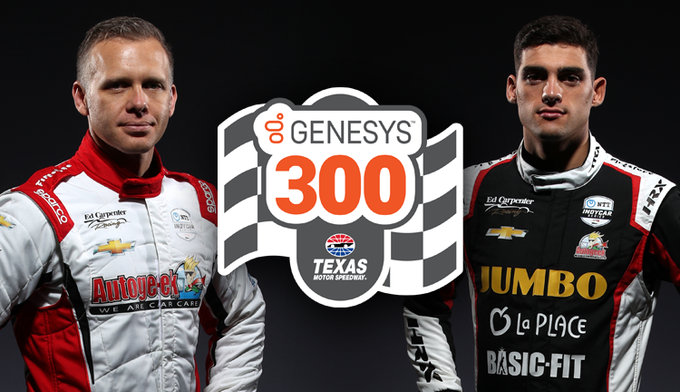 Het IndyCar-debuut van Rinus 'Veekay' in Texas: Een korte vooruitblik