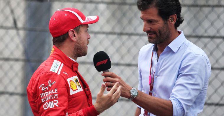 Wat is de volgende stap voor Vettel? ''Hij is nog te jong voor een pensioen''