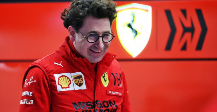 Binotto: COVID-19 has had a lot of influence on the decisions at Ferrari