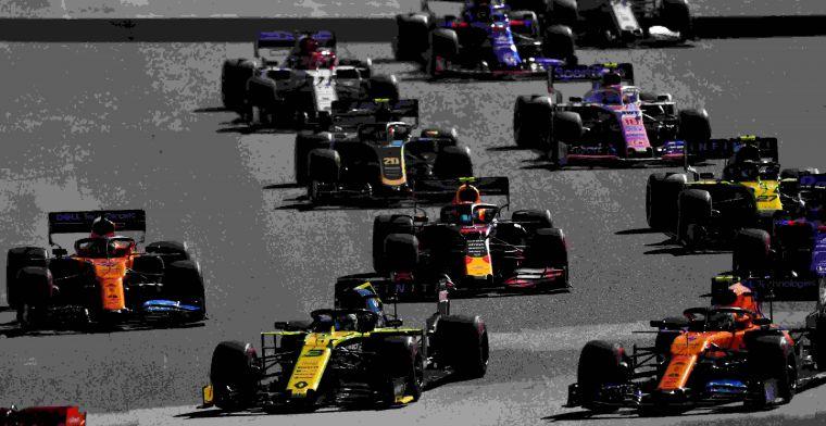 Weekly Update | F1-kalender kan nog alle kanten op, Aston Martin in zwaar weer