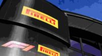 Image: Pirelli wants to reach the end of 2021 with 2019 tyres