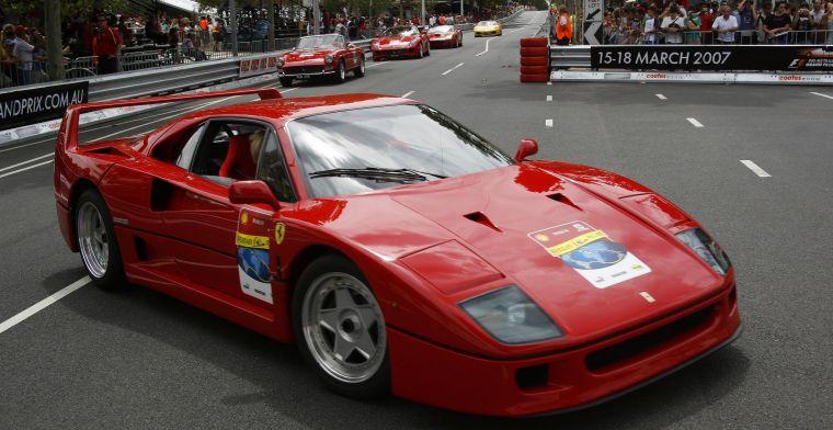 Alesi moet zijn Ferrari verkopen om zoon in Formule 2 te laten racen