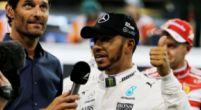Image: Webber: ''Hamilton has what makes great athletes so unique''