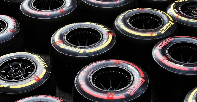 Pirelli announces tyre compounds and has striking choice for Silverstone