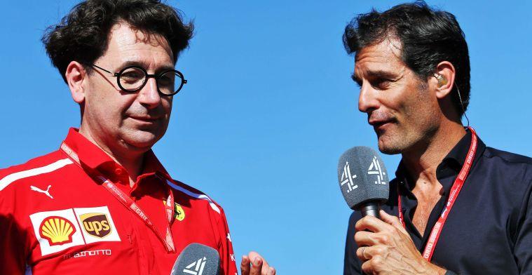 Webber over Mugello: Het circuit is gewoon heel snel en zal fysiek zwaar zijn