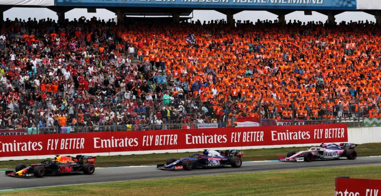 Hockenheim: Can't leave our circuit on standby for F1
