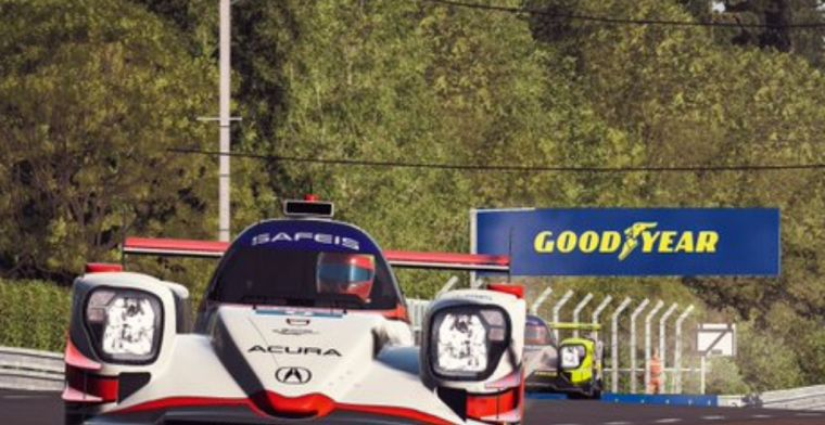 Norris ends with Verstappen as 25th in 24 hours Le Mans; Rebellion-Williams wins