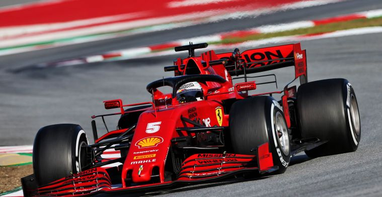 Ferrari makes steps despite coronabreak: ''About 15hp extra with new engine''