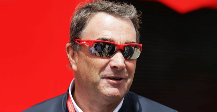 Mansell: 'He'd done well under the tough conditions of our time'